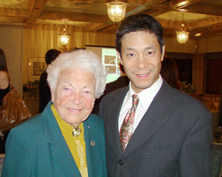 canadian motivational speaker hazel mccallion mississauga mayor