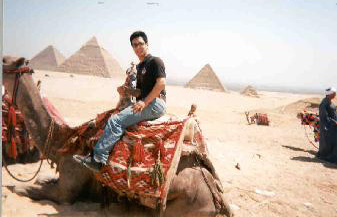 egypt great pyramids cairo
