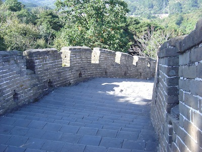 great wall mutianyu travel beijing chan cheap tour