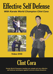 image motivational success self defense video blog clint cora books