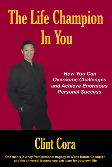 clint cora life champion book