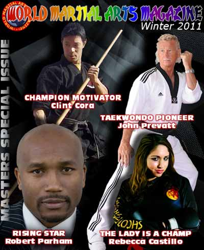 image sports motivational speaker martial arts karate clint cora