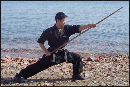 Clint Cora Martial Arts Videos